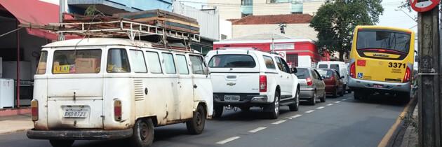Hotspots de poluição do ar em Londrina