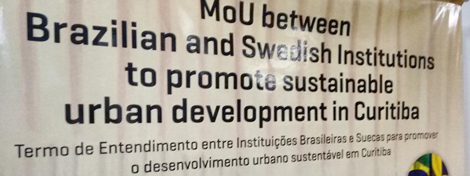 Largada para o projeto de Poluição do Ar em Curitiba ParCur