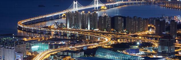Conferências sobre poluição do ar na Coreia do Sul