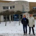 Missão científica no Reino Unido e Dinamarca